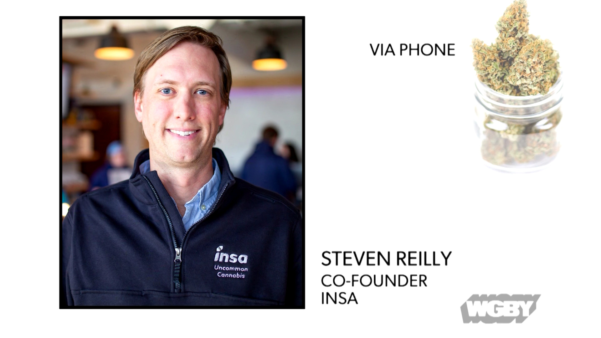 WATCH: INSA co-founder Steve Reilly talks about reopening for recreational marijuana sales after a two-month shutdown to slow the spread of COVID-19.