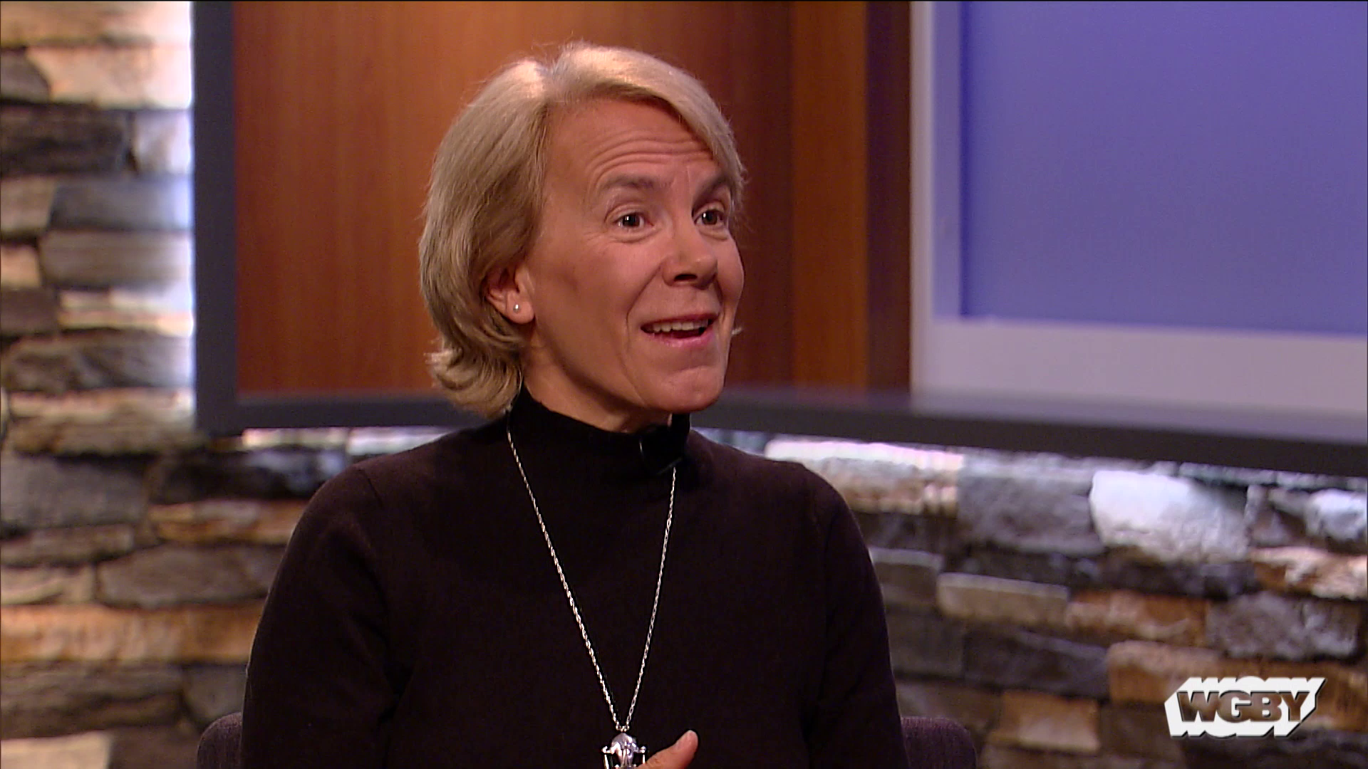 Incoming Hampshire College President Miriam Nelson is a prominent health and nutrition scholar, scientist, professor, administrator, and government policy adviser. She discusses her career and her vision for the future of the liberal arts college.
