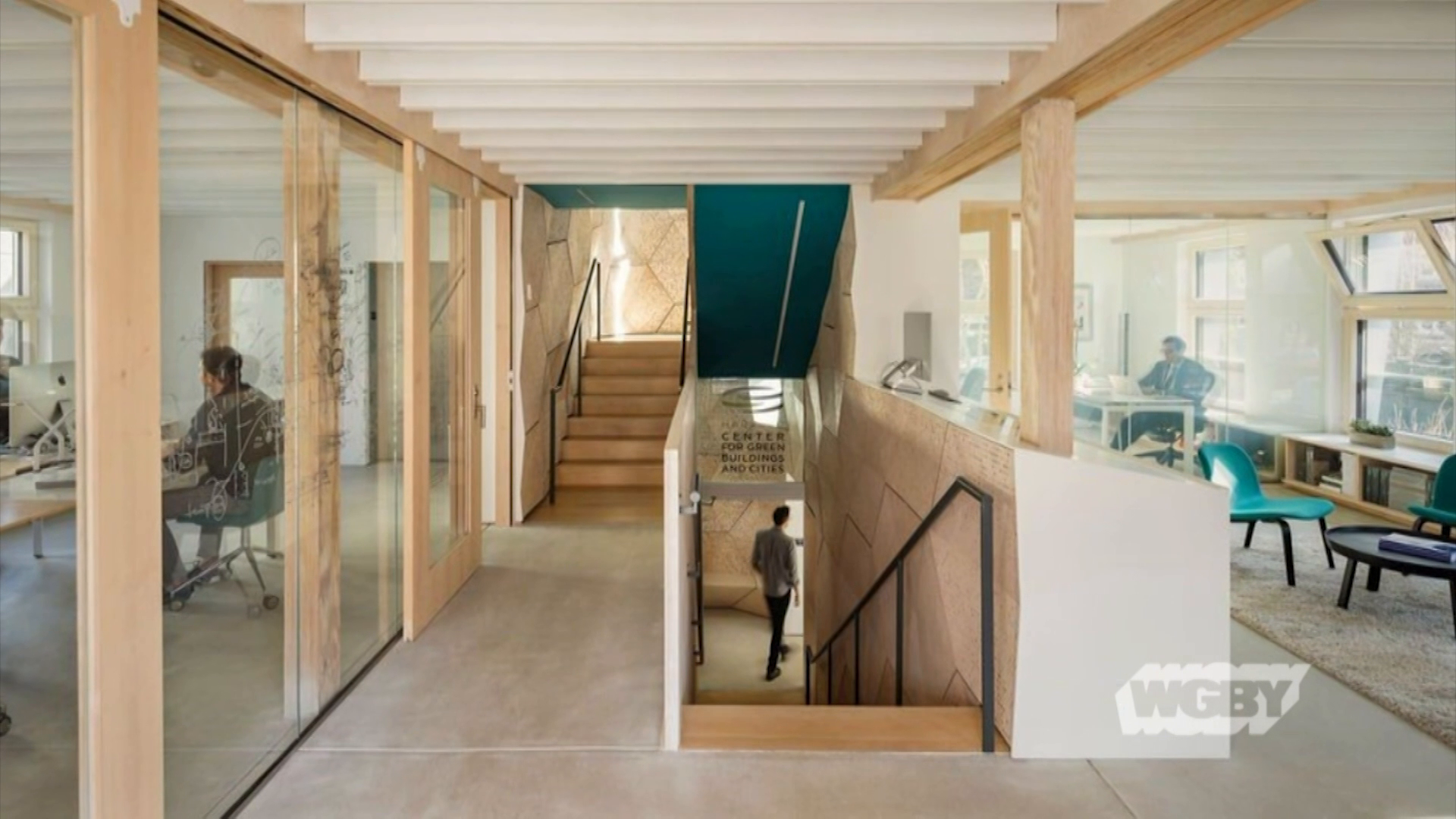 Visit Cambridge's innovative HouseZero, a passive design house that not only consumes as little energy as possible, but also produces energy.
