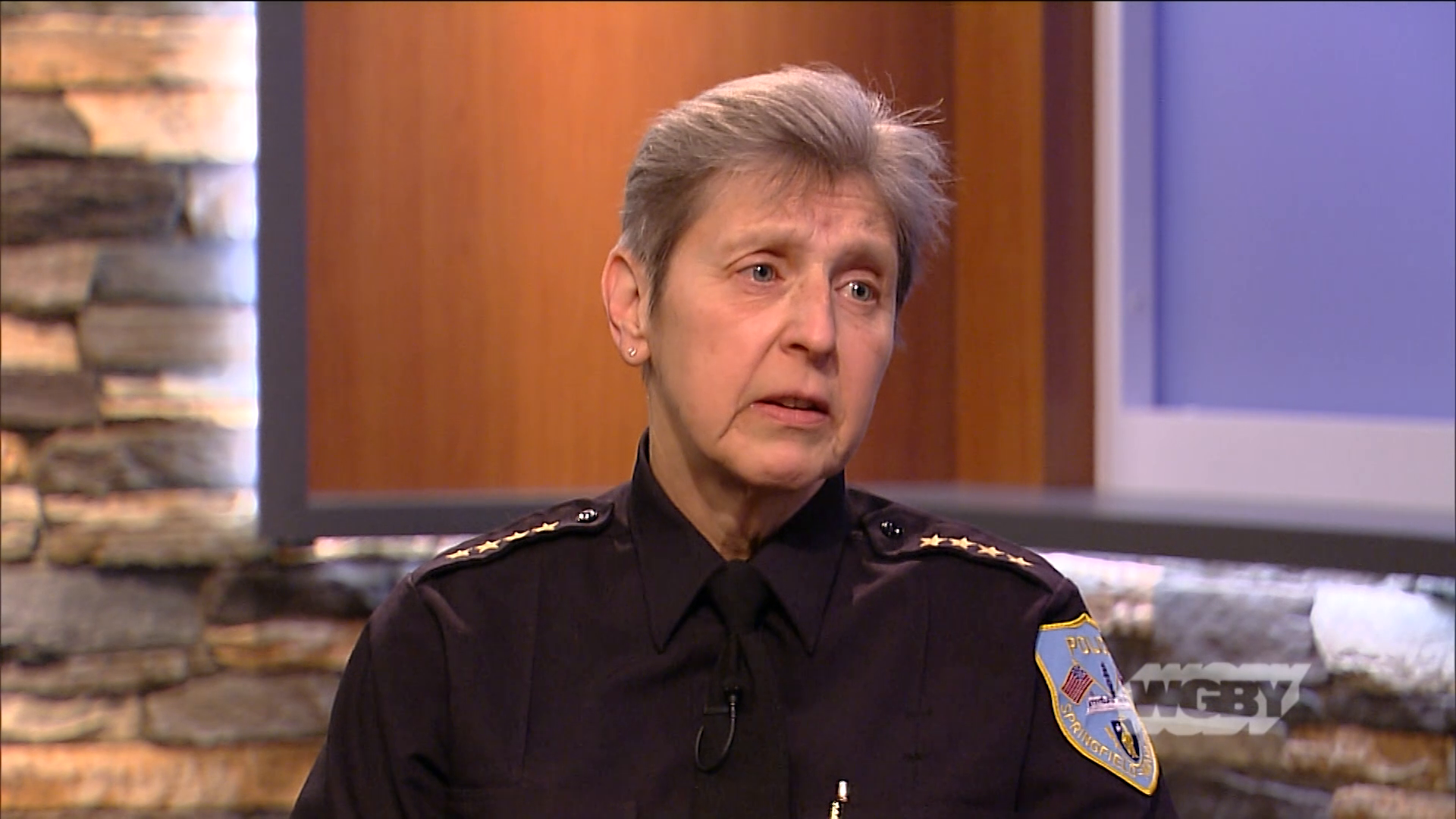 Interim Springfield Police Commissioner Cheryl Clapprood discusses the department, her career, and her vision for the future of the Springfield PD.