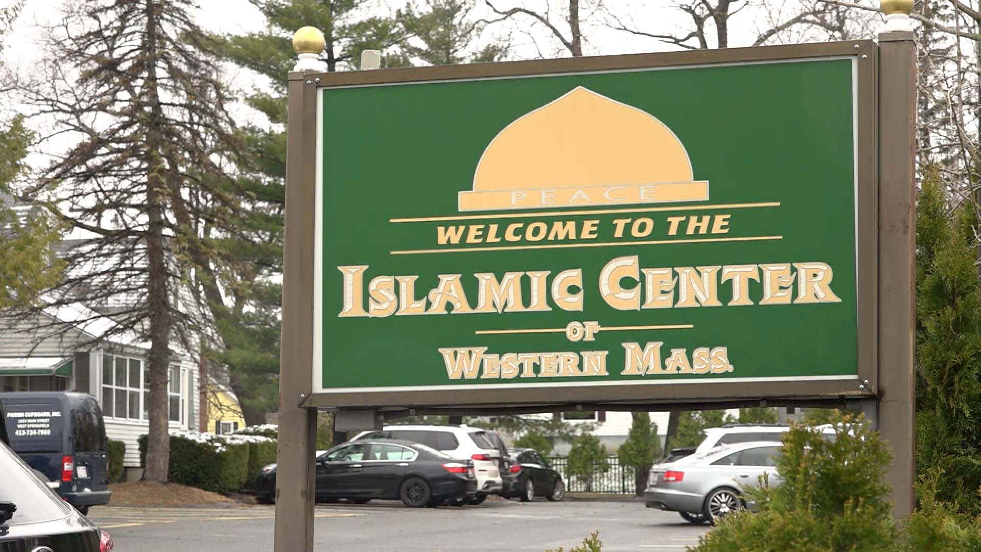 WATCH: Ramadan will look different this year, but at the Islamic Society of Western MA, the community is trying to mark the holy month while staying safe.