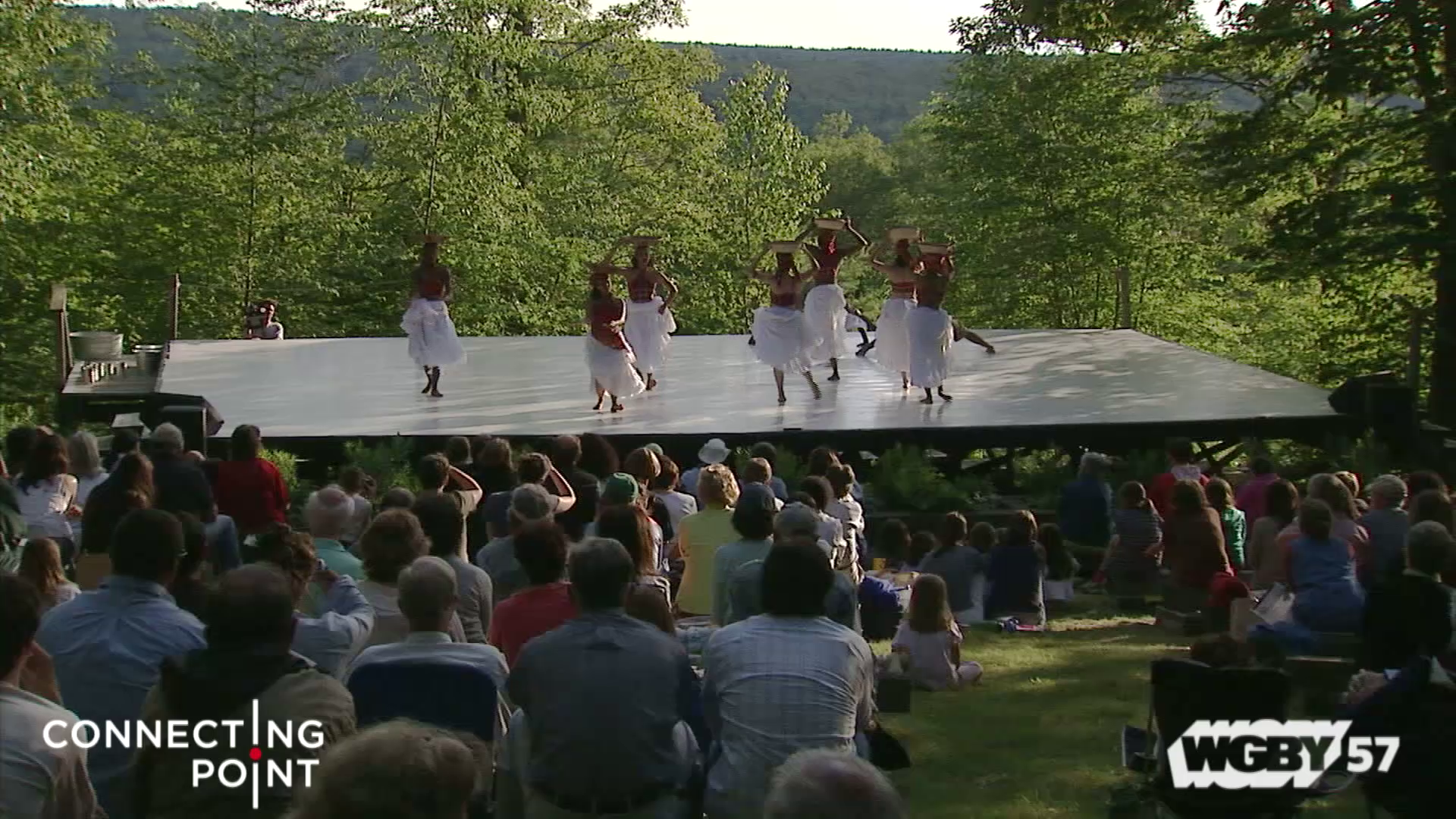 """Jacob's Pillow has been lauded as a """"hub and mecca of dancing"""" by TIME Magazine. A cultural summertime tradition in the Berkshires, """"The Pillow,"""" located in Becket, is a 163-acre National Historic Landmark and home to America's longest-running international dance festival."""