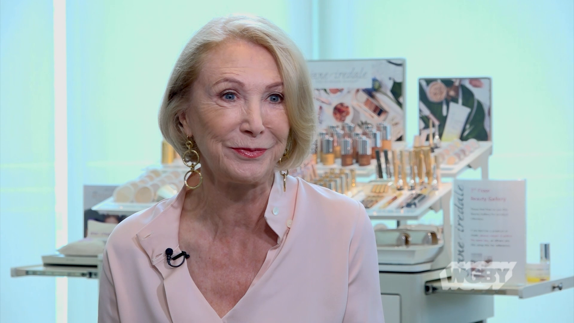 Women Business Leaders in the Berkshires continues with mineral makeup pioneer Jane Iredale, who shares the origins of Jane Iredale Cosmetics.