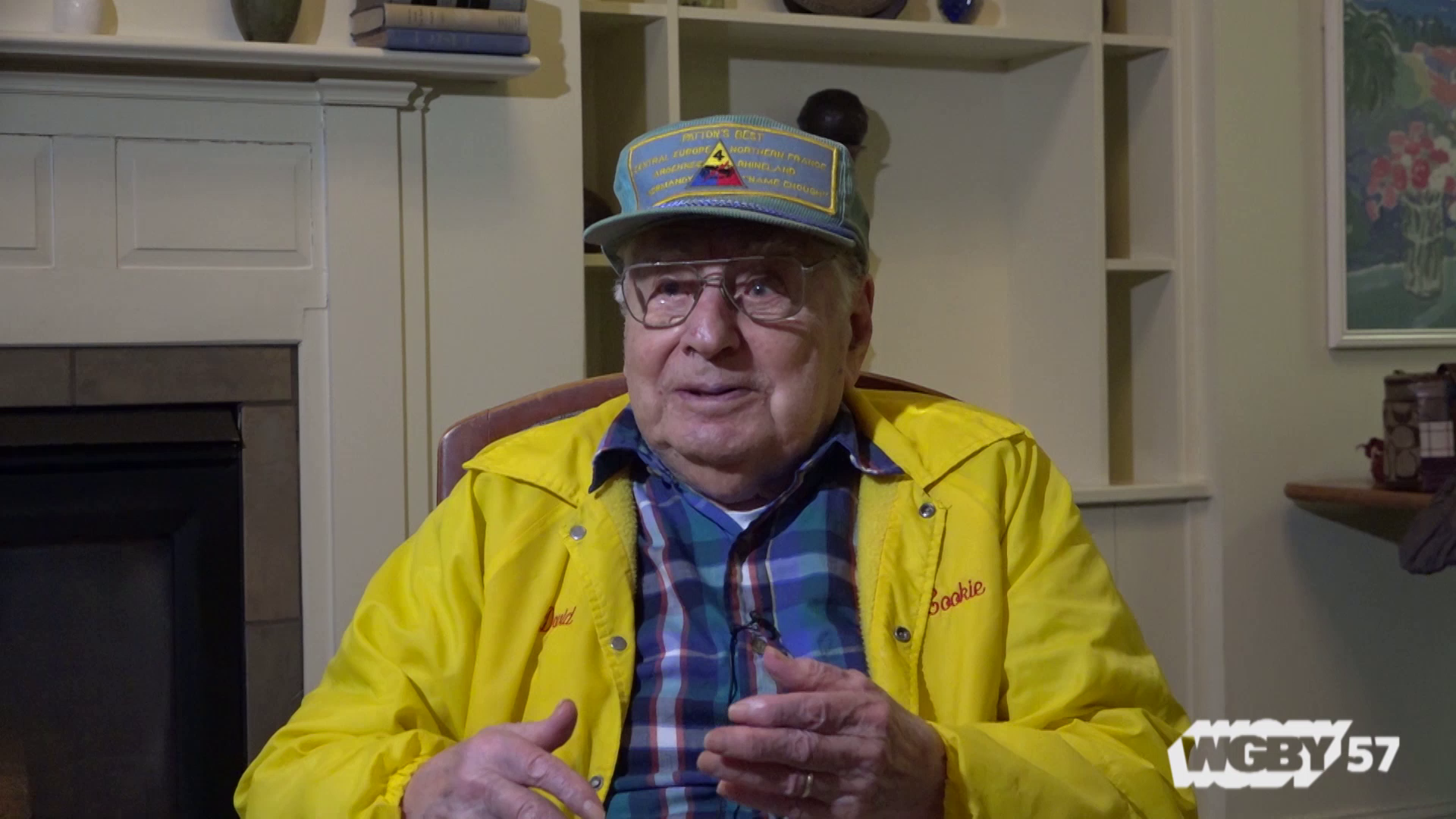 While serving during WWII, Jewish American veteran David Cohen's unit was sent on a mission to Ohrdruf Concentration Camp. Cohen recalls the unimaginable horror he saw there and shares the personal photos he took to document the atrocities of the Nazi regime.