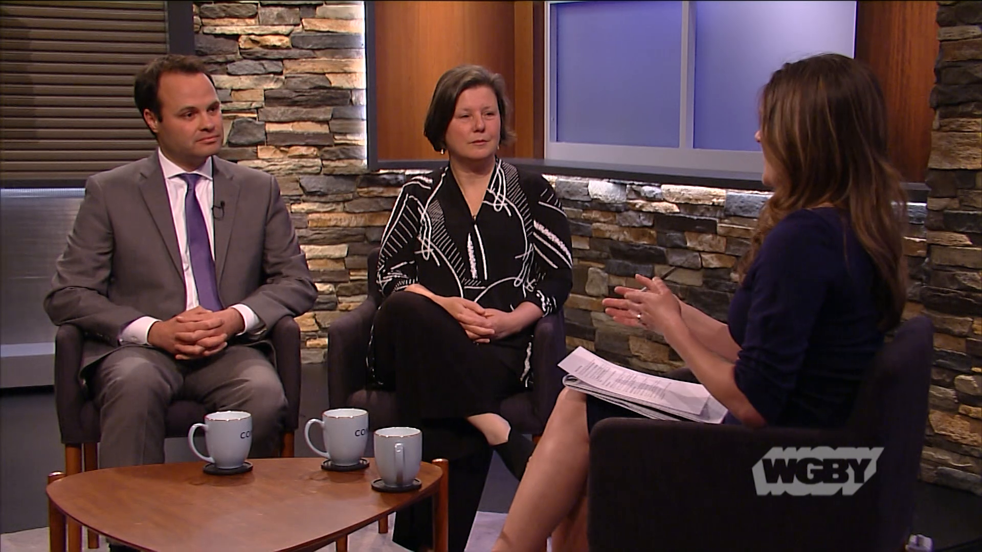 Senator Eric lesser and Senator Jo Comerford explain why they are advocating for additional funds to market the Knowledge Corridor Pilot Program.
