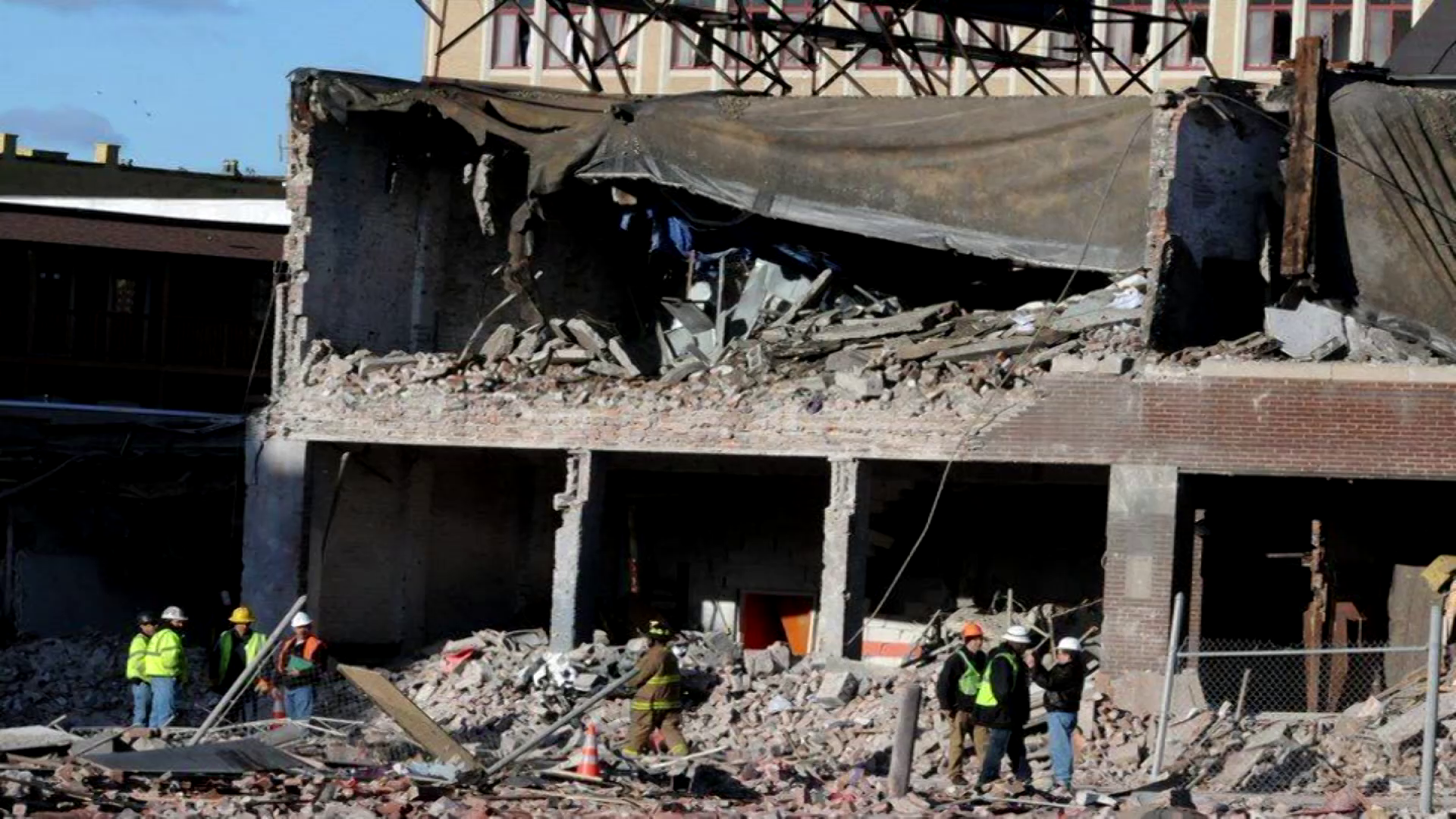 The gas explosion that rocked eastern Massachusetts last week reminded man western Mass residents of the 2012 Springfield gas explosion.