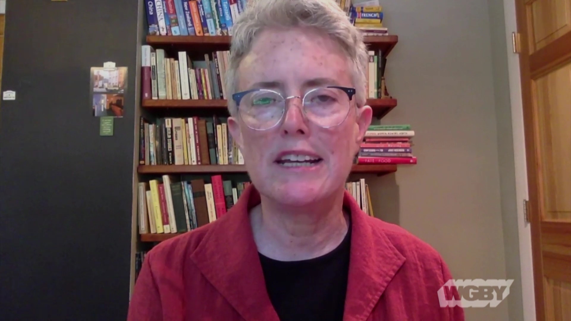 UMass Center for Employment Equity's Prof. Lee Badgett talks about the Supreme Court ruling that states LGBTQ workers are protected by the Civil Rights Act.