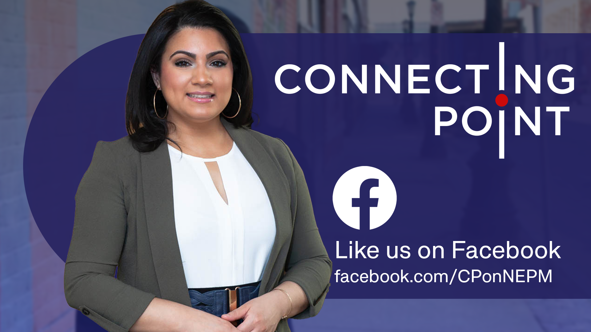 Like Connecting Point on Facebook!
