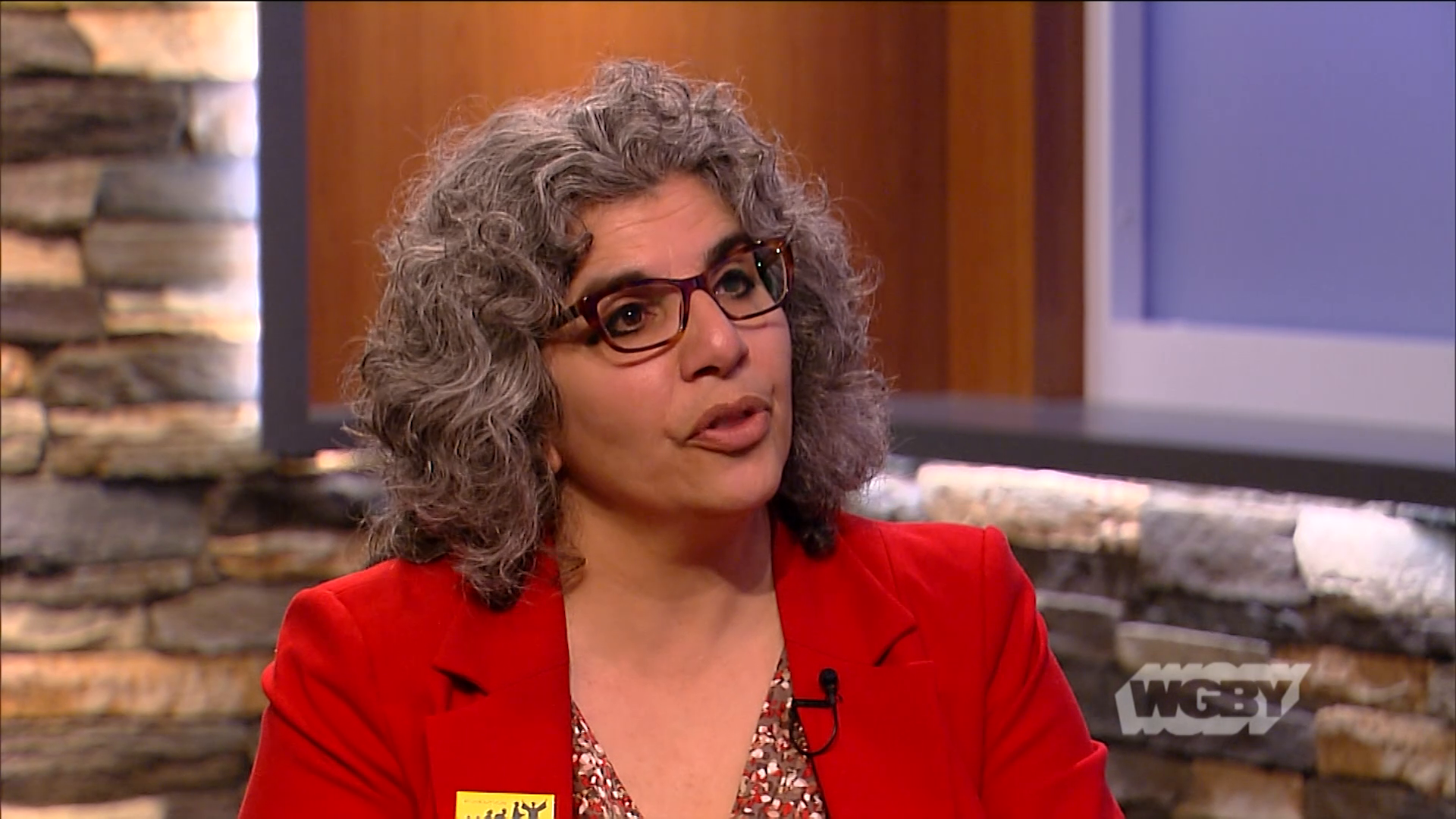 MTA President Merrie Najimy explains why some teachers and students objected to a MCAS question about the perspective of a racist character.