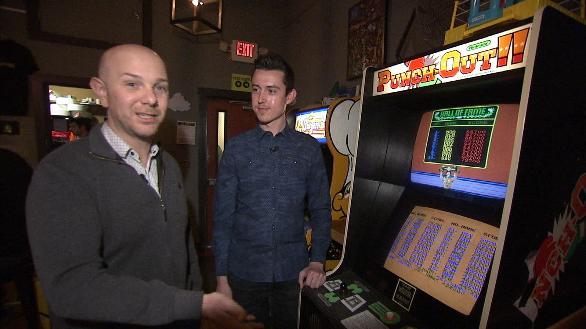 Monte Belmonte takes us on a trip down memory lane at The Quarters in Hadley, MA – a retro video arcade experience – and he's bringing a pocketful of change with him.