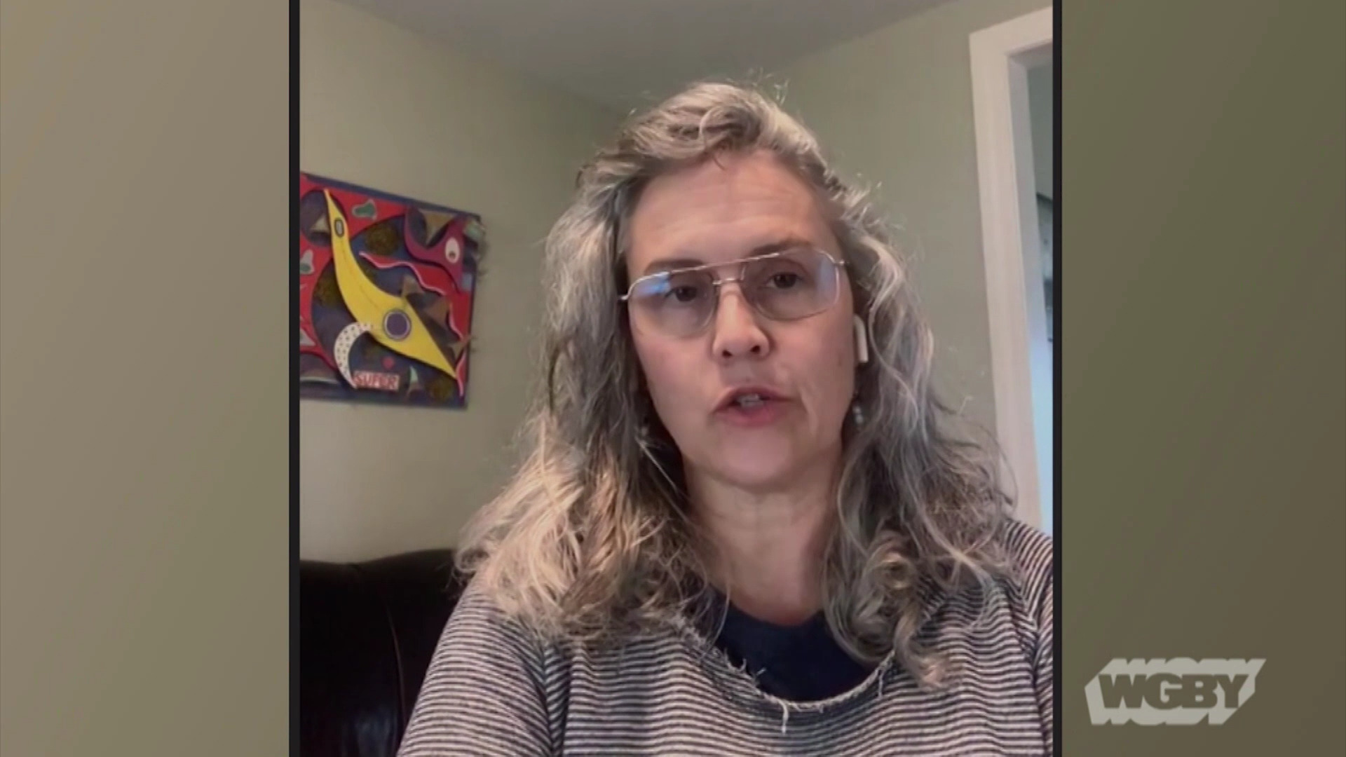 WATCH: Easthampton Mayor & Mass. COVID-19 Reopening Advisory Board member Nicole LaChapelle gives an update on the process to reopen the economy.
