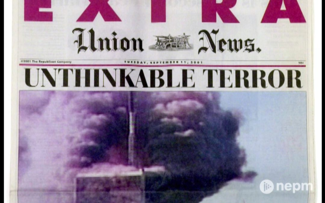 MassLive's Cynthia Simison Reflects on Covering 9/11 Locally