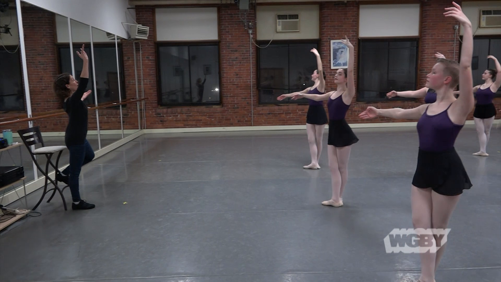 Charles and Rose Flachs are sharing their passion for classical ballet with the next generation of dancers at the Massachusetts Academy of Ballet.