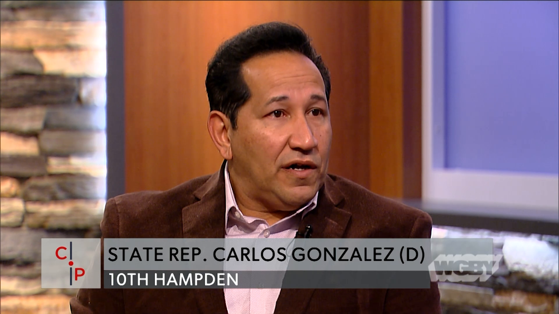 Massachusetts Black and Latino Caucus Chair State Representative Carlos Gonzalez discusses his legislative priorities for the upcoming session.