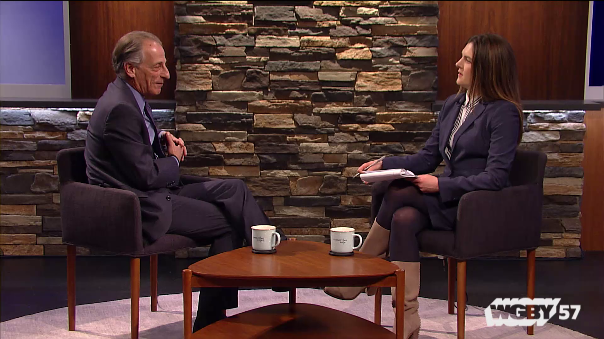 Steve Hoffman, chairman of the Cannabis Control Commission, discusses the newly released Massachusetts marijuana regulations with Carrie Saldo.