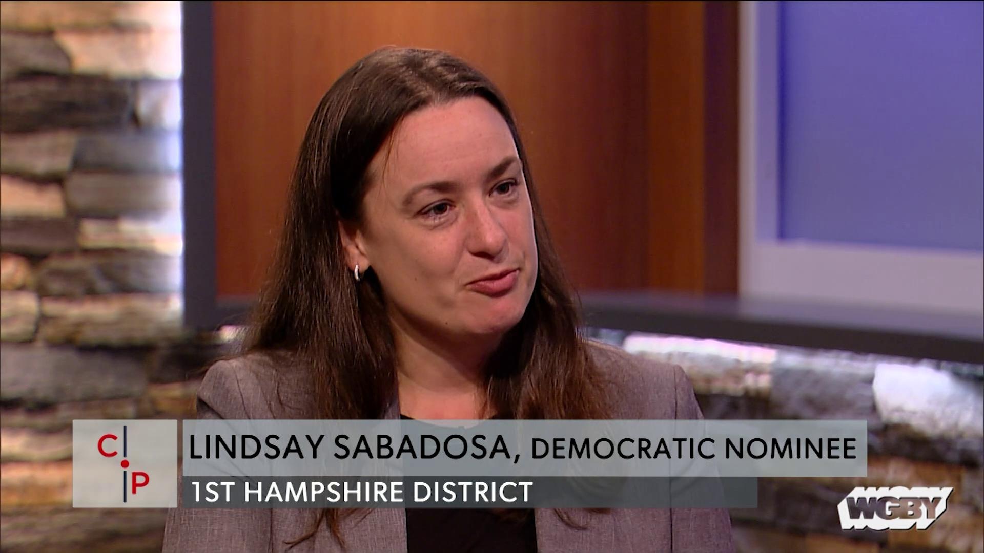 Meet the Candidates: Lindsay Sabadosa