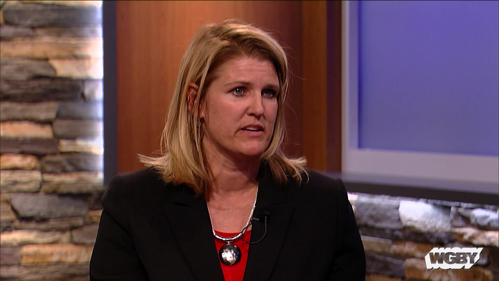 CEO Tracy Lovvorn won the Republican nomination for the Massachusetts 2nd Congressional District and will challenge incumbent Rep. Jim McGovern this fall.