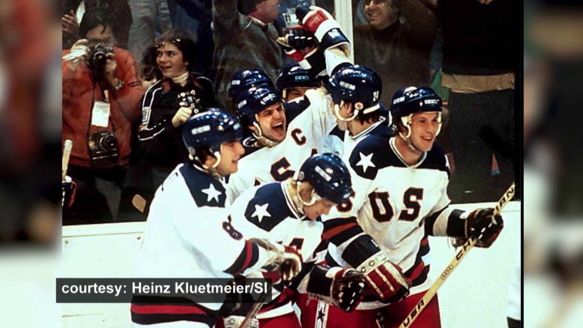 WATCH: 1980 US Men Olympic Hockey Captain Mike Eruzione reflects on the team's Miracle on Ice win over the Soviets, and what the game meant to America.