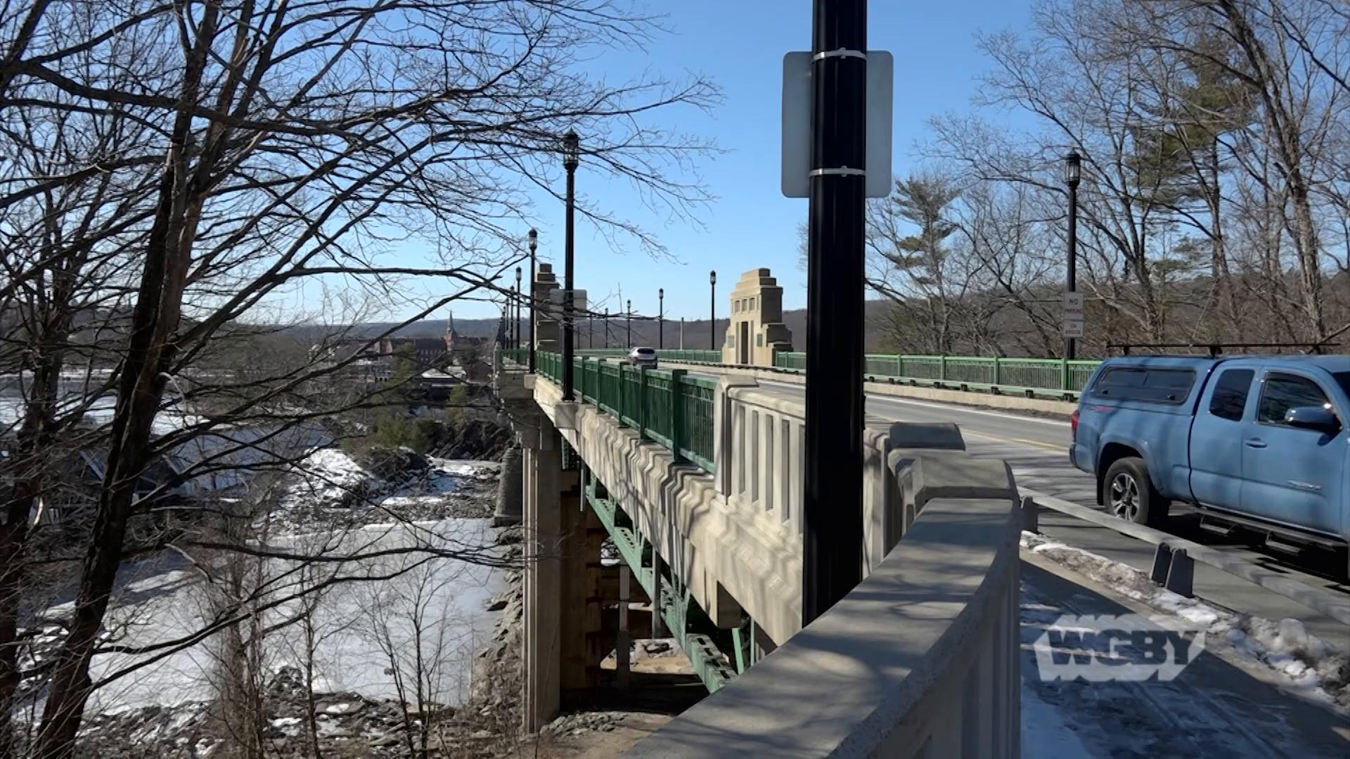 Montague Bridge Construction Causes Congestion