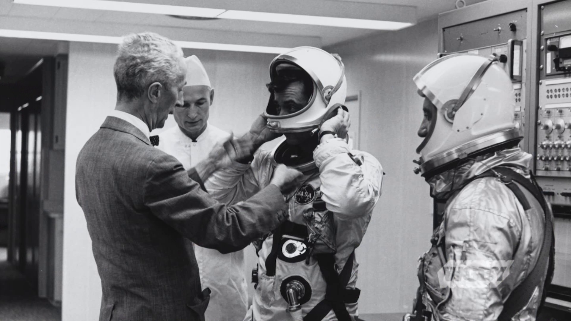 On July 20, 1969, Americans won the Space Race & put the first man on the moon. Meet some New England residents who helped with Apollo 11's moon landing.