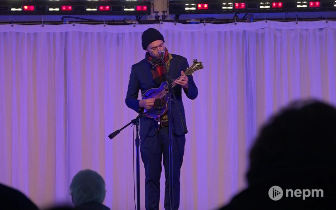 Musician Chris Thile & Post-COVID Live Music