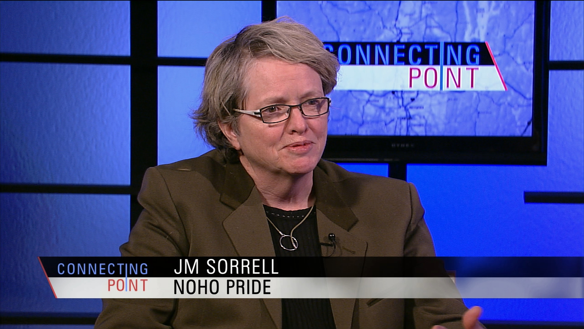 Spokesperson J.M. Sorrell talks about the upcoming 35th Annual NoHo Pride Parade and Event taking place May 6, 2016.