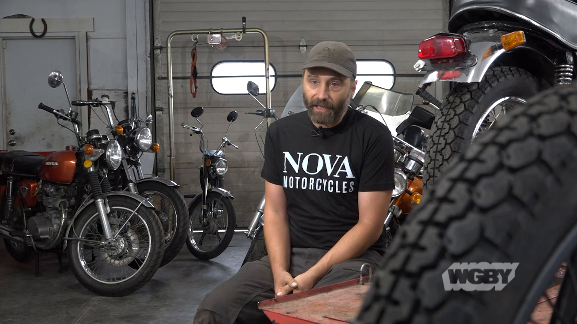 Visit NOVA Motorcycles Turners Falls, MA where honor a classic piece of Americana by restoring vintage motorcycles into modern rides.
