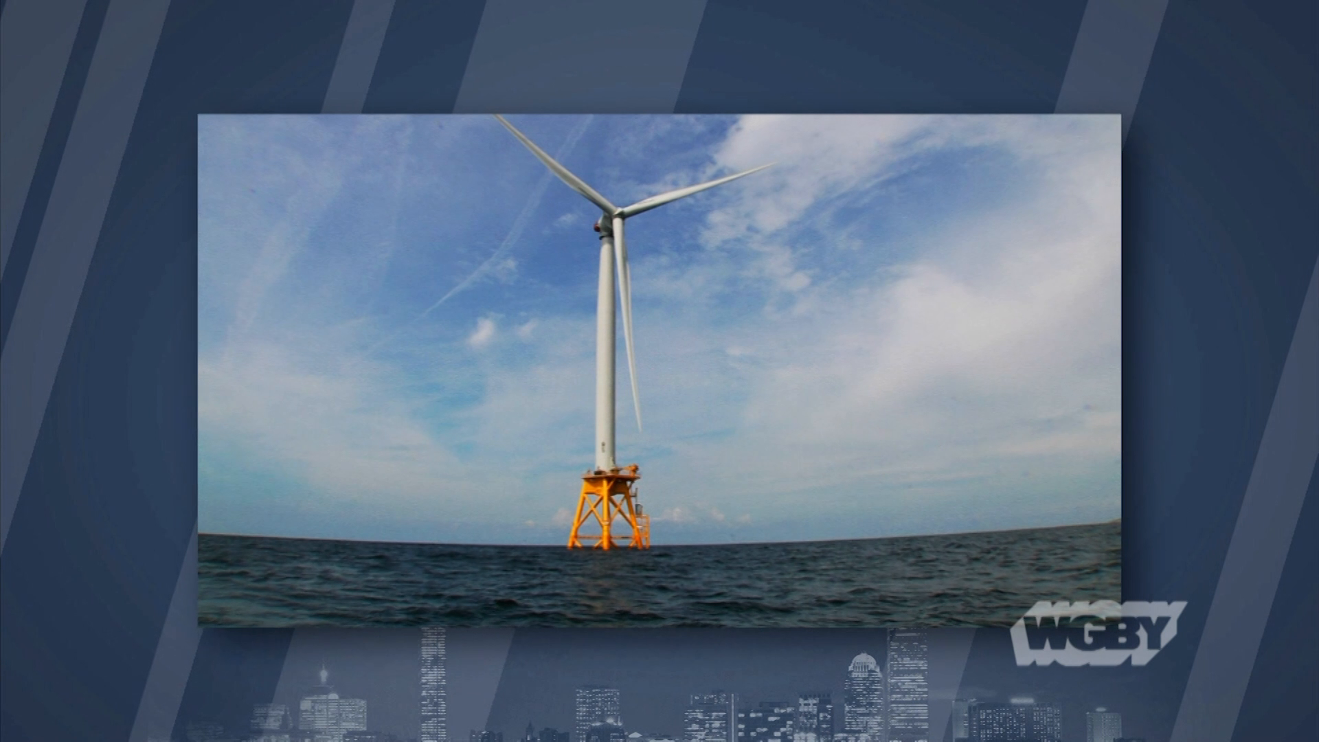 Stephanie Leydon reports on how the fishing community of New Bedford is leadig the charge in wind energy production--and creating new jobs.