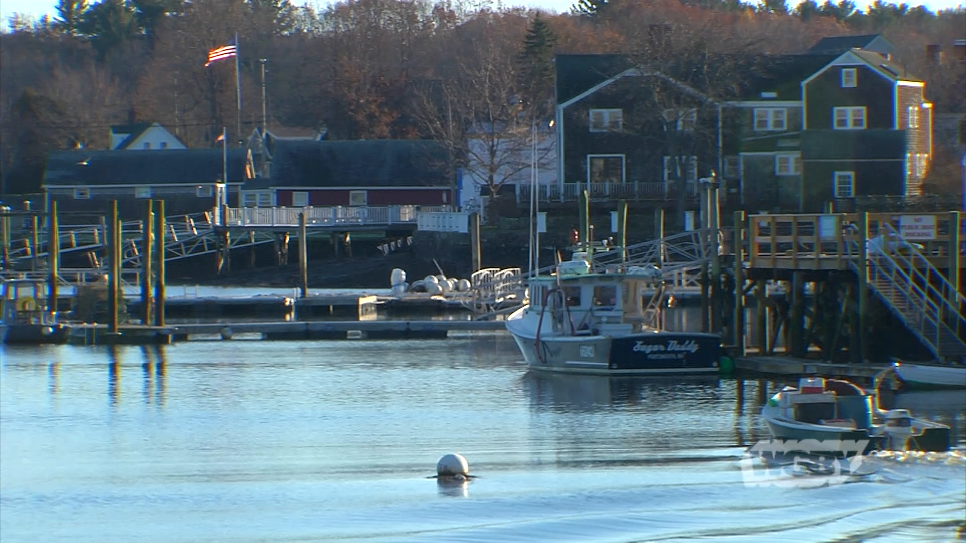 Rising and shifting tides are threatening the bustling tourism industry across New England, impacting large historic sites and tiny fishing villages alike.