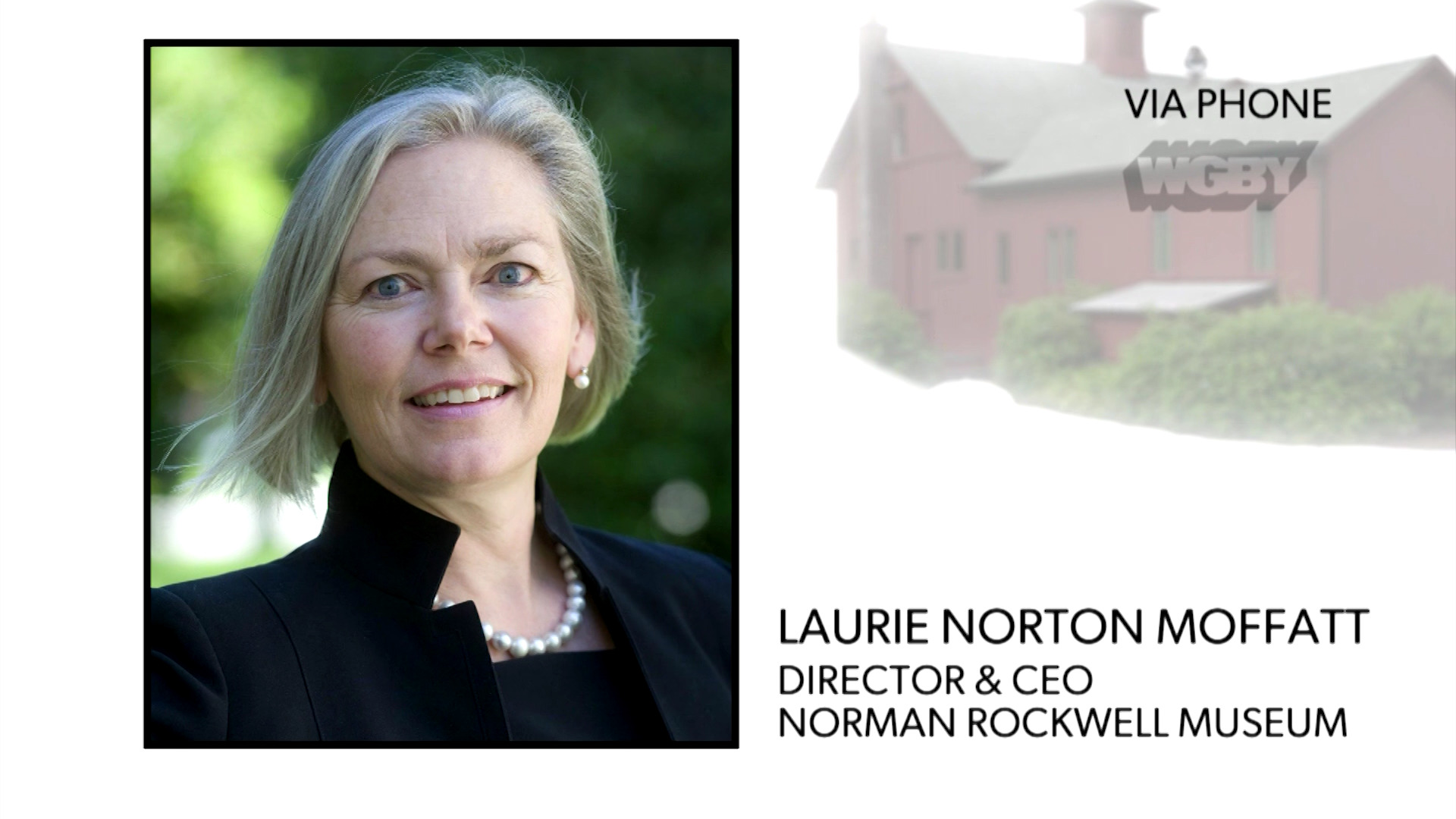 WATCH: Laurie Norton Moffatt shares how the Norman Rockwell Museum is adapting to surivive and provide services in the face of the coronavirus outbreak.