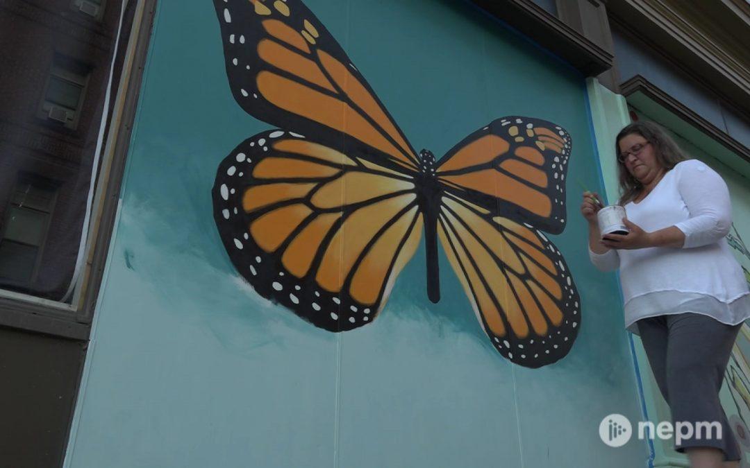North Adams Selfie Mural Project