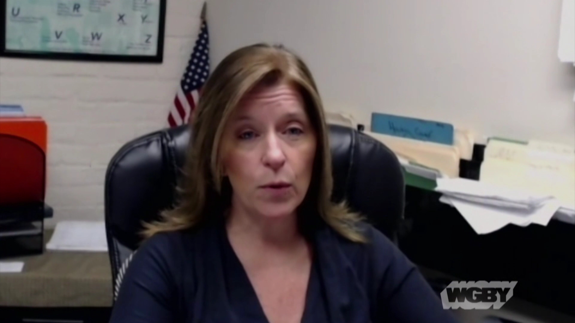 WATCH: Public Health Director Meredith O'Leary explains how Northampton collaborating with surrounding towns to conduct COVID-19 contact tracing.