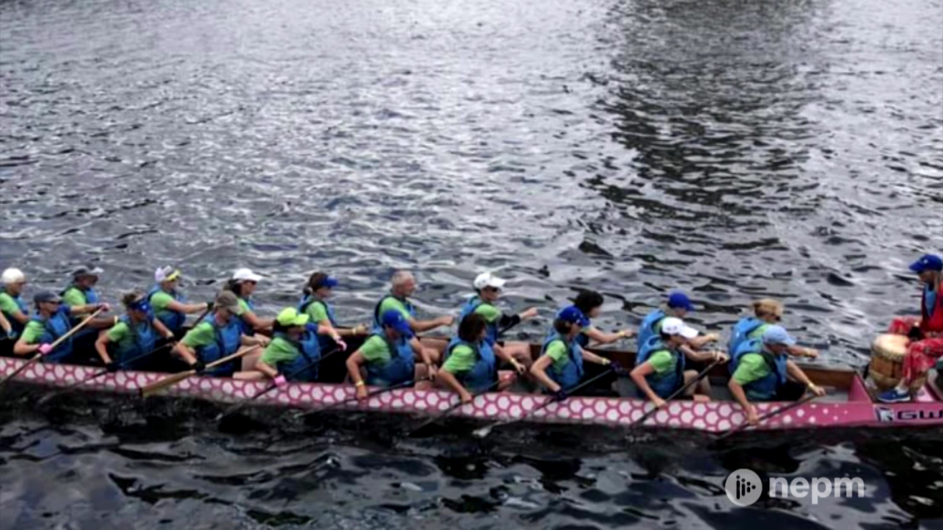 Paradise City Dragon Boat Team Featured in Short Film