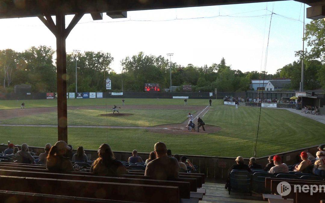 Pittsfield Suns Baseball Returns to Wahconah Park