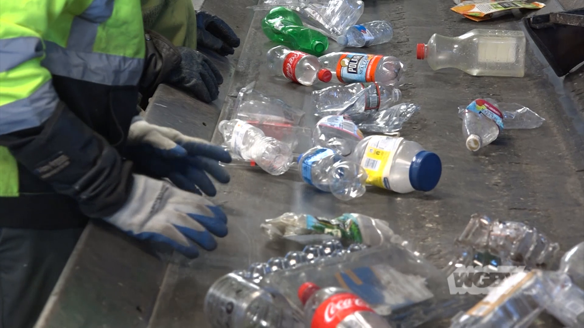 Visit the Springfield Materials Recycling Facility, the largest recycler in western Mass, and learn about single and dual-stream post-consumer recycling.