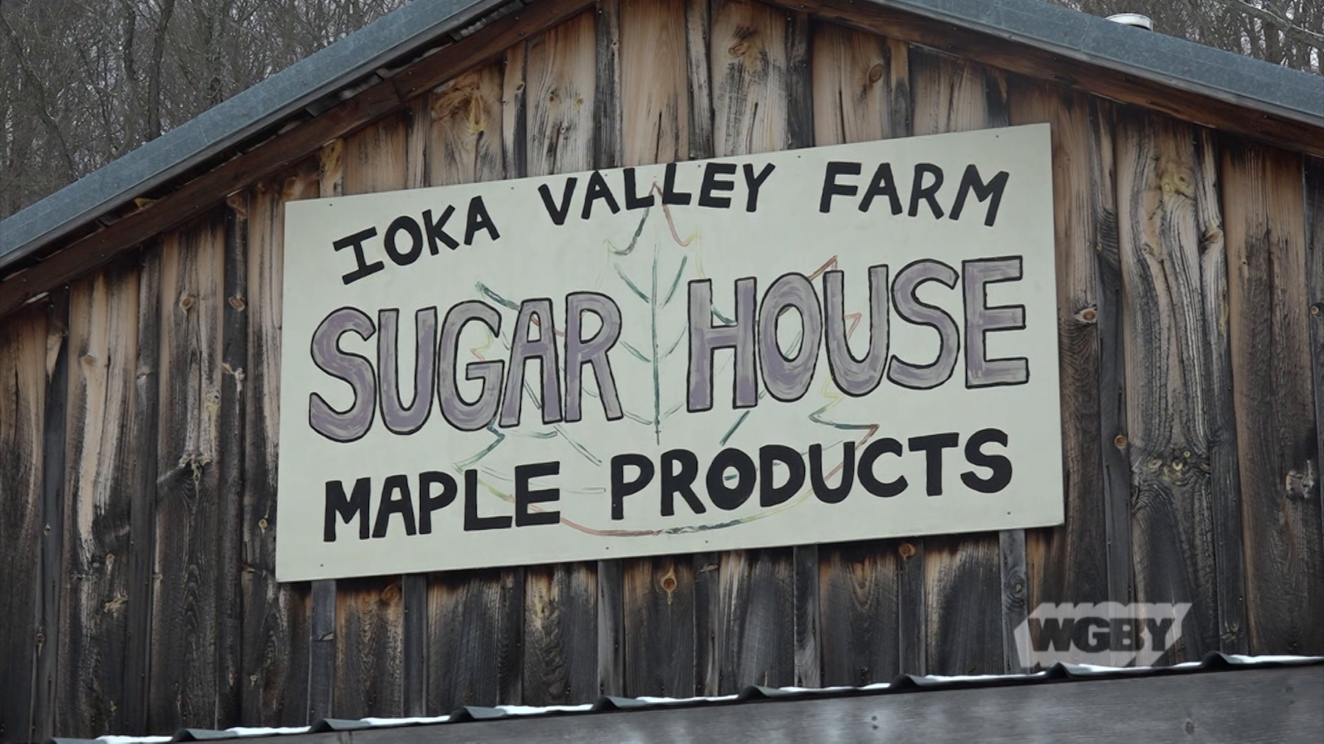 Maple sugaring season is still a few weeks away, but at Dufresne's Sugar House and Ioka Valley Farm, the pre-season prepwork is keeping farmers busy.