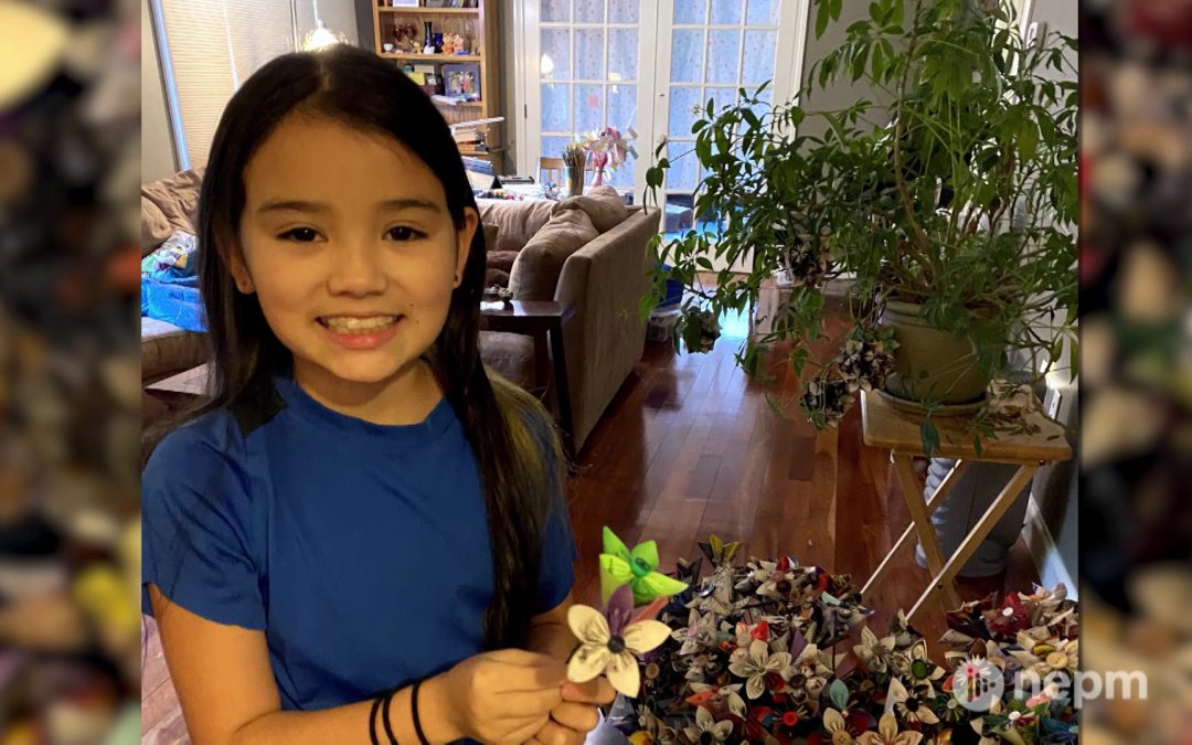Quynh's Funky Flowers Raises Money for Local Charities
