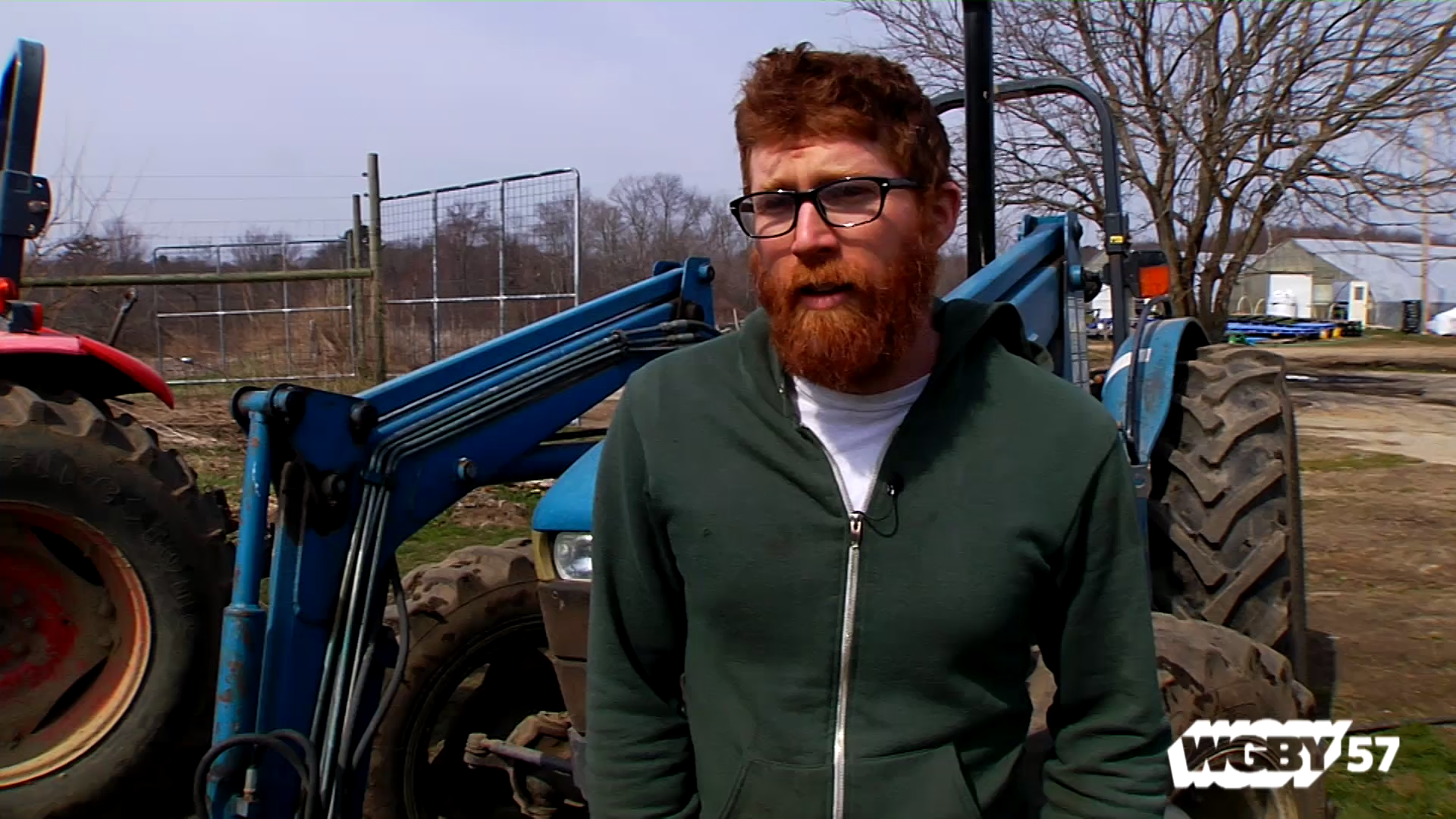 Rhode Island's state government is launching a new real estate experiment, offering plots of land for bargain basement prices. But there are some strings attached. As Connecting Point's Stephanie Leydon shows us, only farmers are eligible for these discount farmland plots.