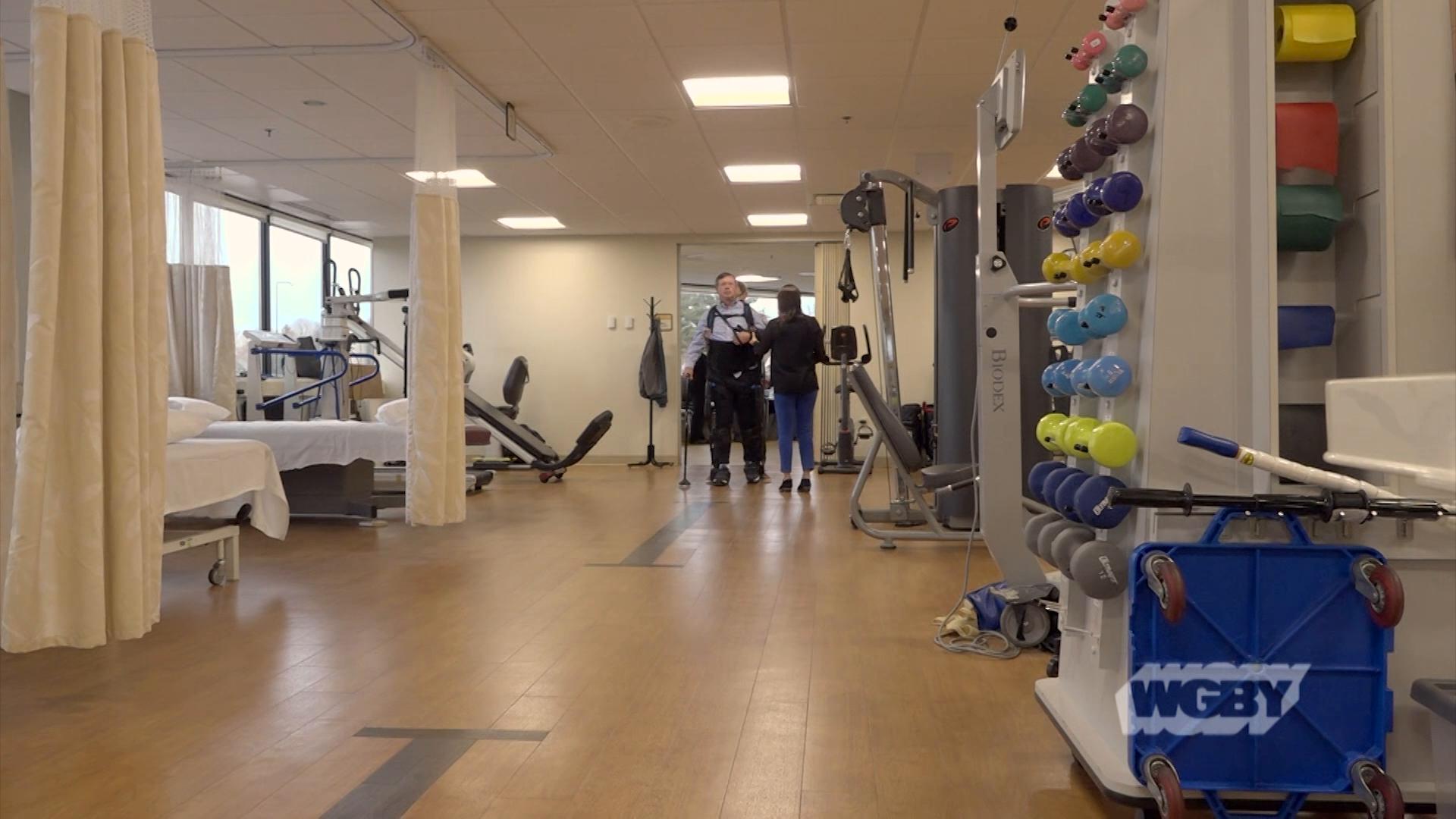Robotic Exoskeleton Physical Therapy