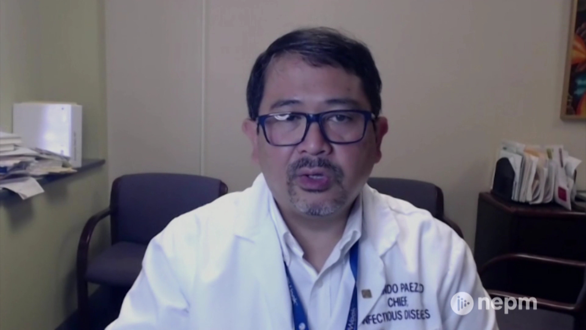 WATCH: Baystate Health's Dr. Armando Paez discusses how colleges and universities can safely welcome back students during the pandemic.
