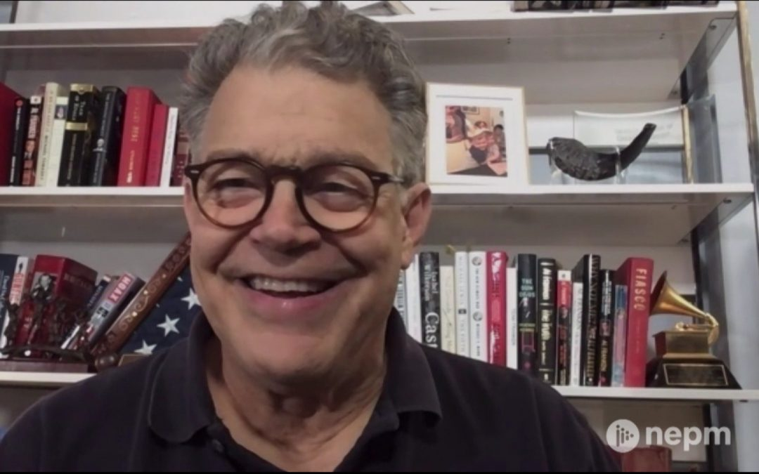 Sen. Al Franken Kicks Off Comedy Tour in Northampton