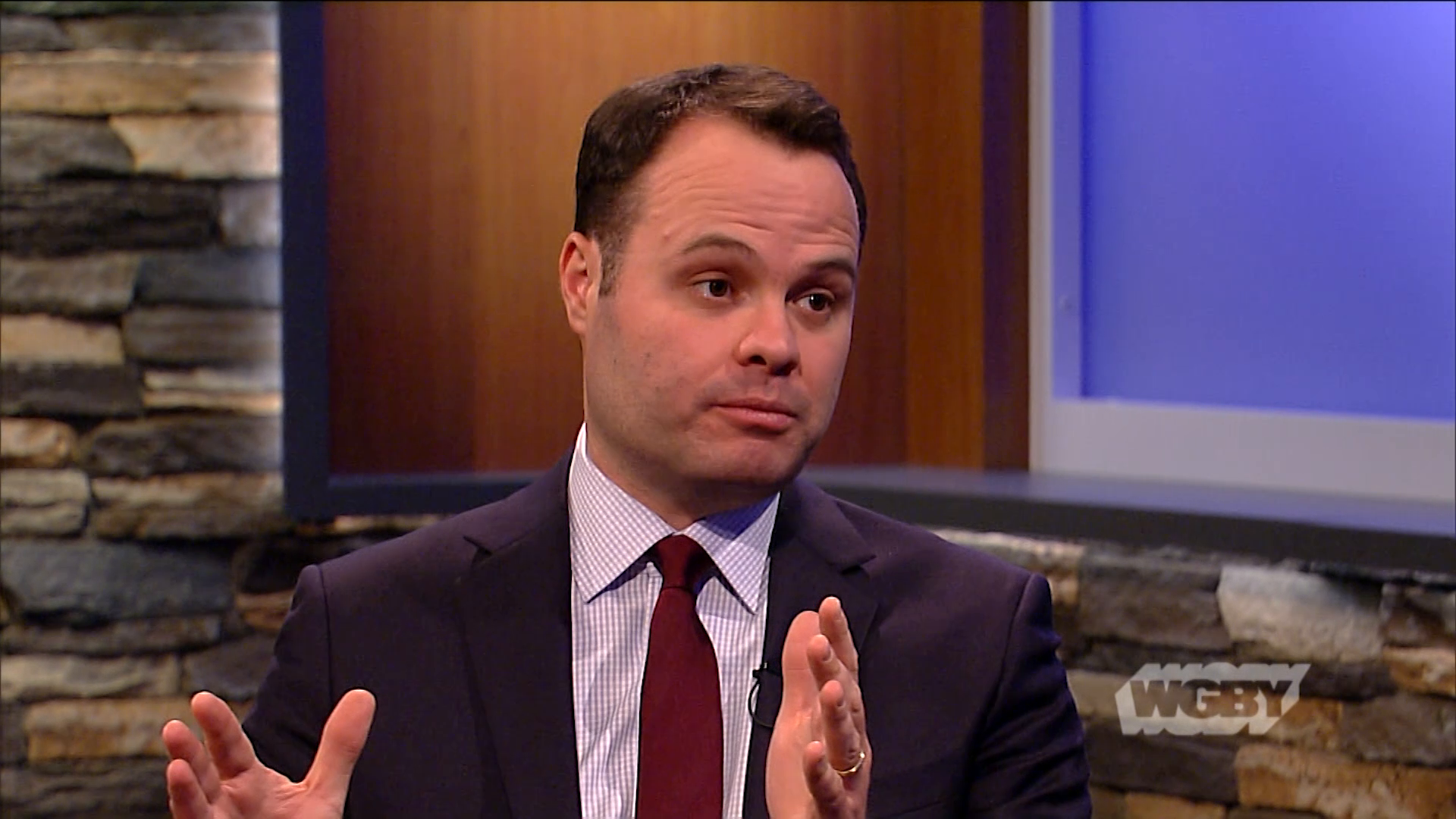 Sen. Eric Lesser talks about his experience traveling with super-commuters, who've started a western Mass-Boston commuter van to fill the transportation gap