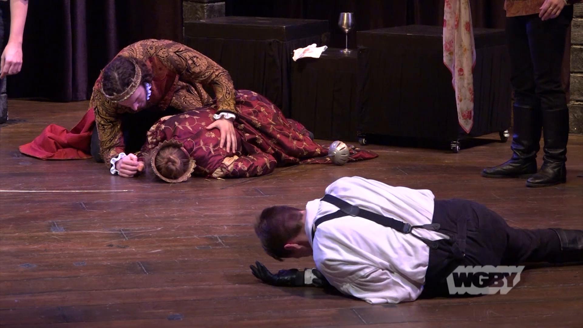 """Shakespeare & Company Mark Bard's Birthday with """"Hamlet"""""""