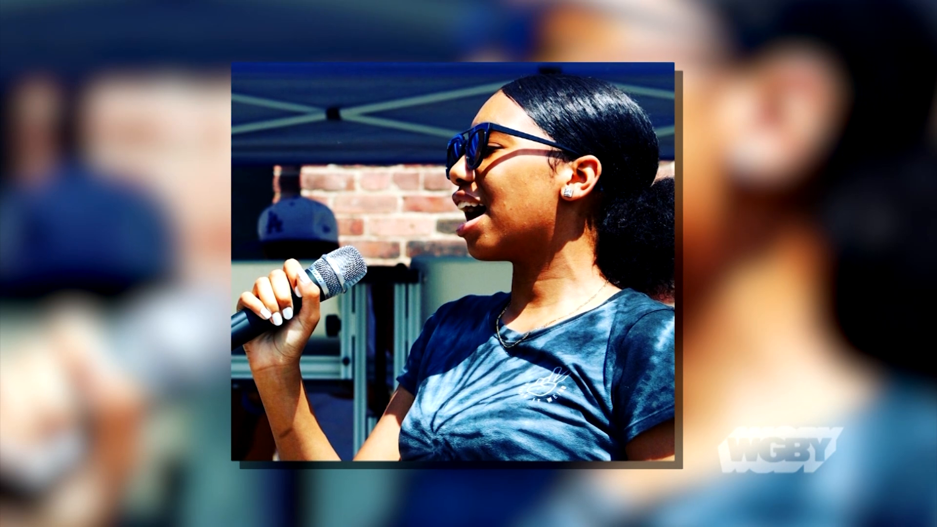 Meet sixteen-year old Kaliyah Gaulin, a western Mass recording artist who has two albums under her belt and dreams of being the next big R & B singer.