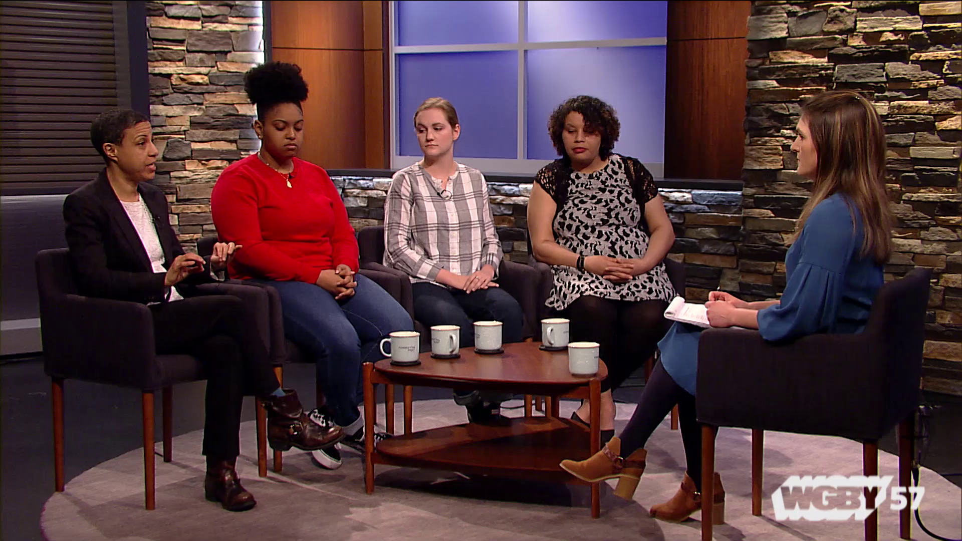 Smith College Professor Elizabeth Stordeur Pryor studies the impact of language on society, specifically the impact of ethnic slurs and racist language. Her approach was framed, in part, by her experience as a biracial woman in the United States. Carrie Saldo sat down with Pryor and three of her students to learn more.