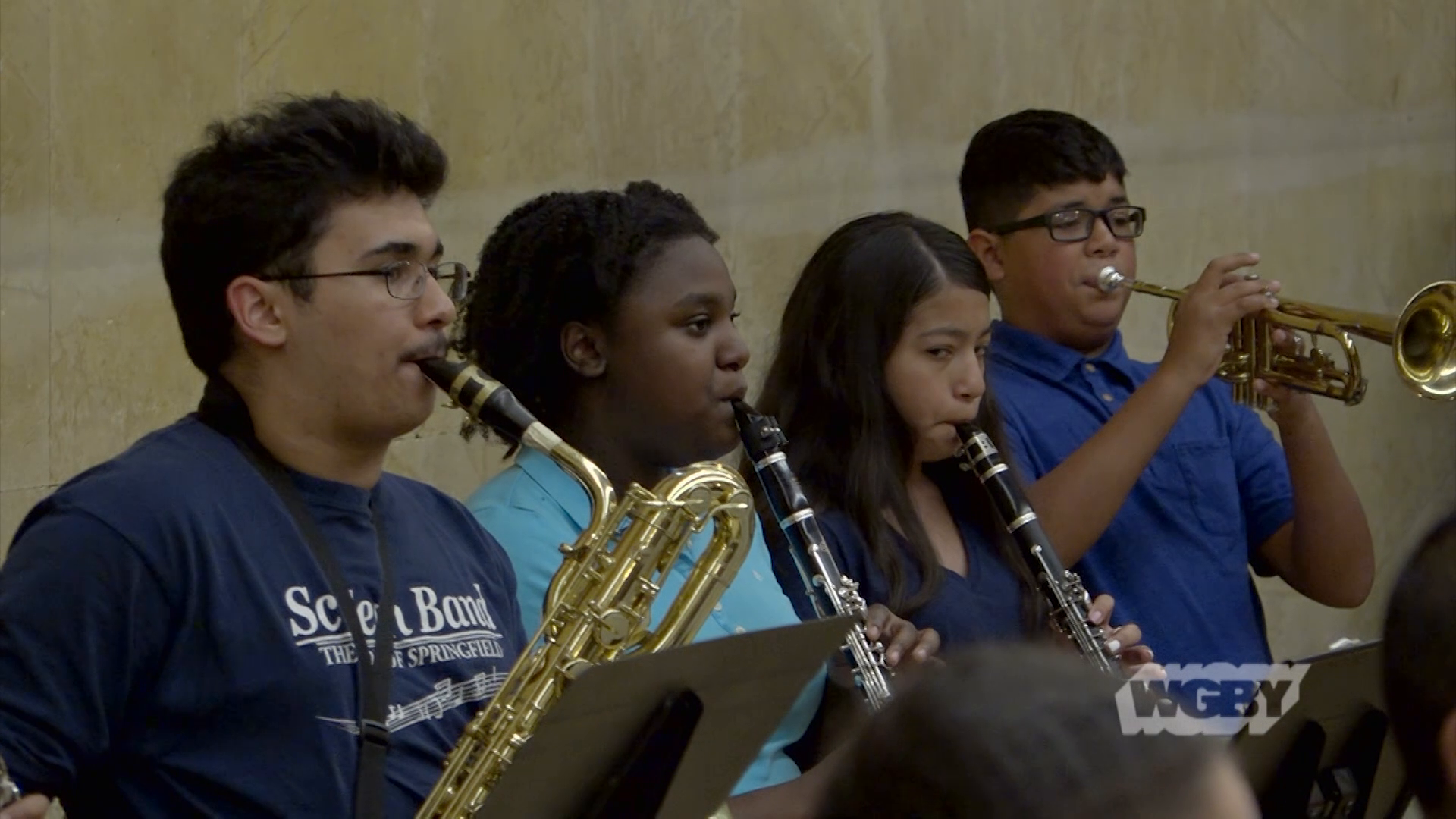 Join the Community Music School's Sonido Musica summer camp to see how the innovative program brings arts education to Springfield students.