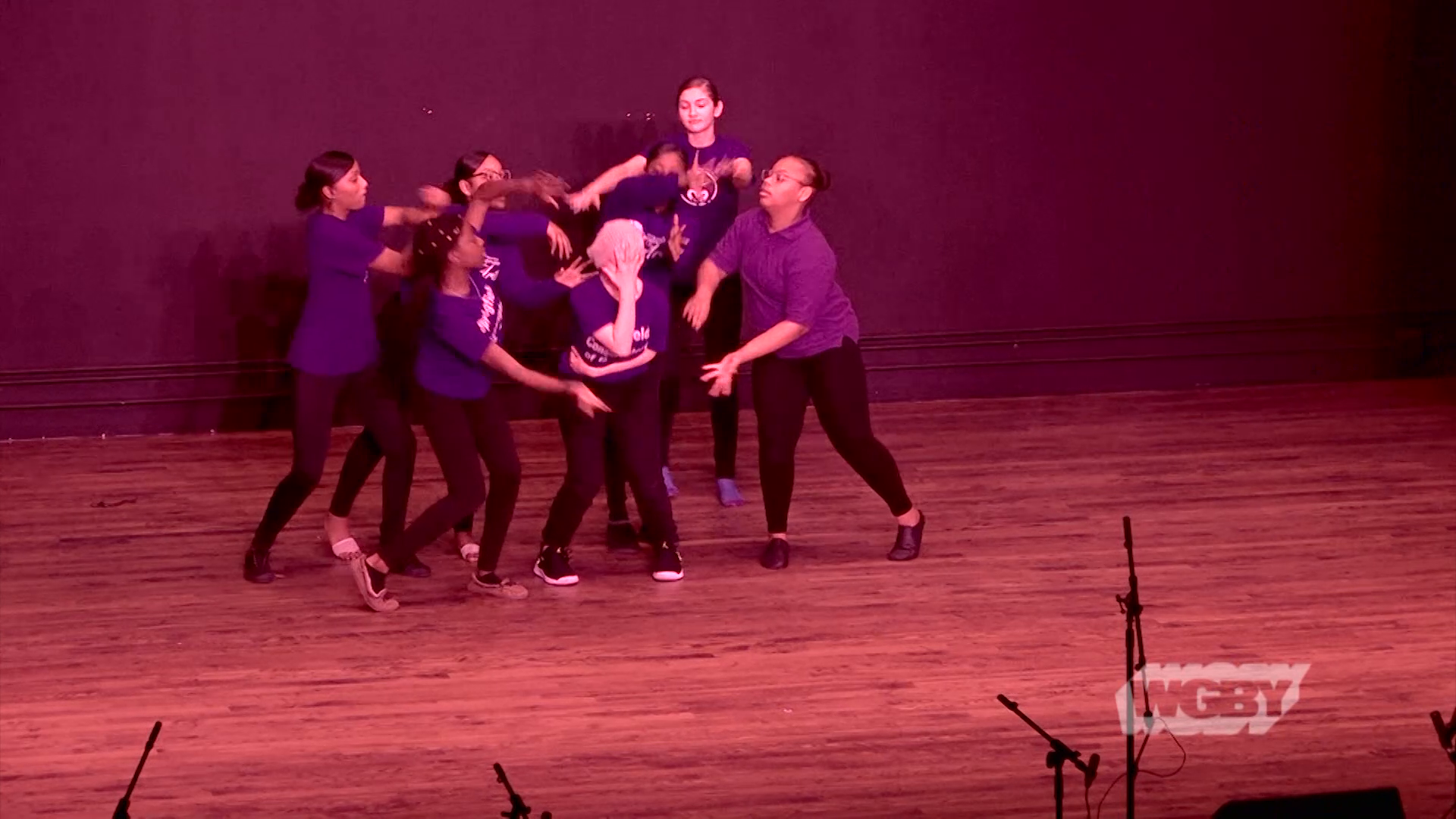 Springfield Conservatory of the Arts, a magnet school in Springfield, MA, combines arts and academics, setting students up for success on and off stage.