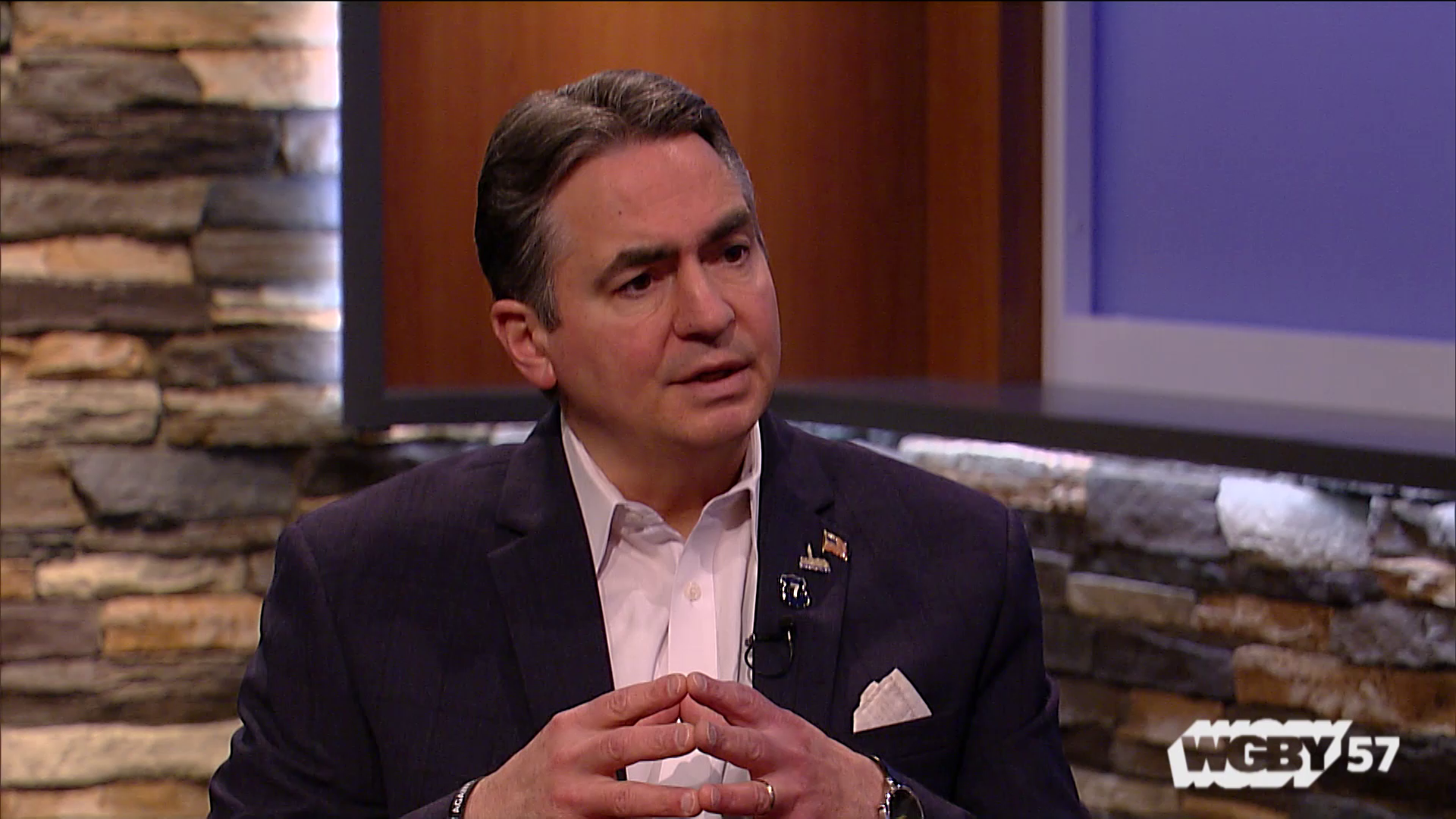 Springfield Mayor Domenic Sarno discusses his support for a bail and judicial reform petition launched in the wake of Yarmouth Police Officer Sean Gannon's murder. Sarno also discusses his own his proposed bail reform legislation.