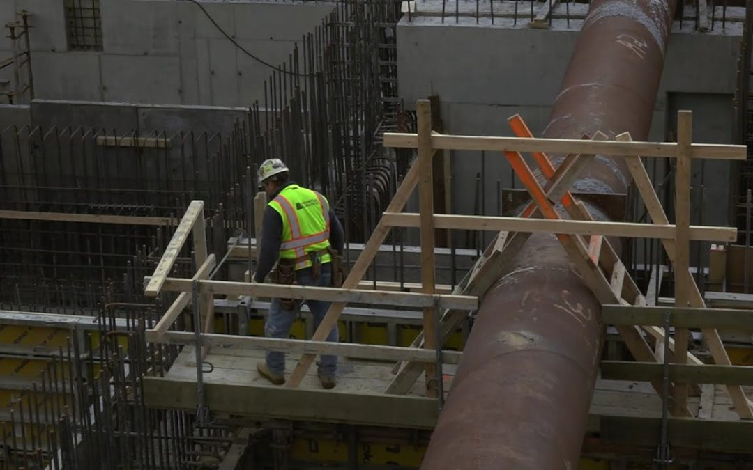Springfield Pumping Station Project Kicks Off Phase 1 of Waterworks Upgrade