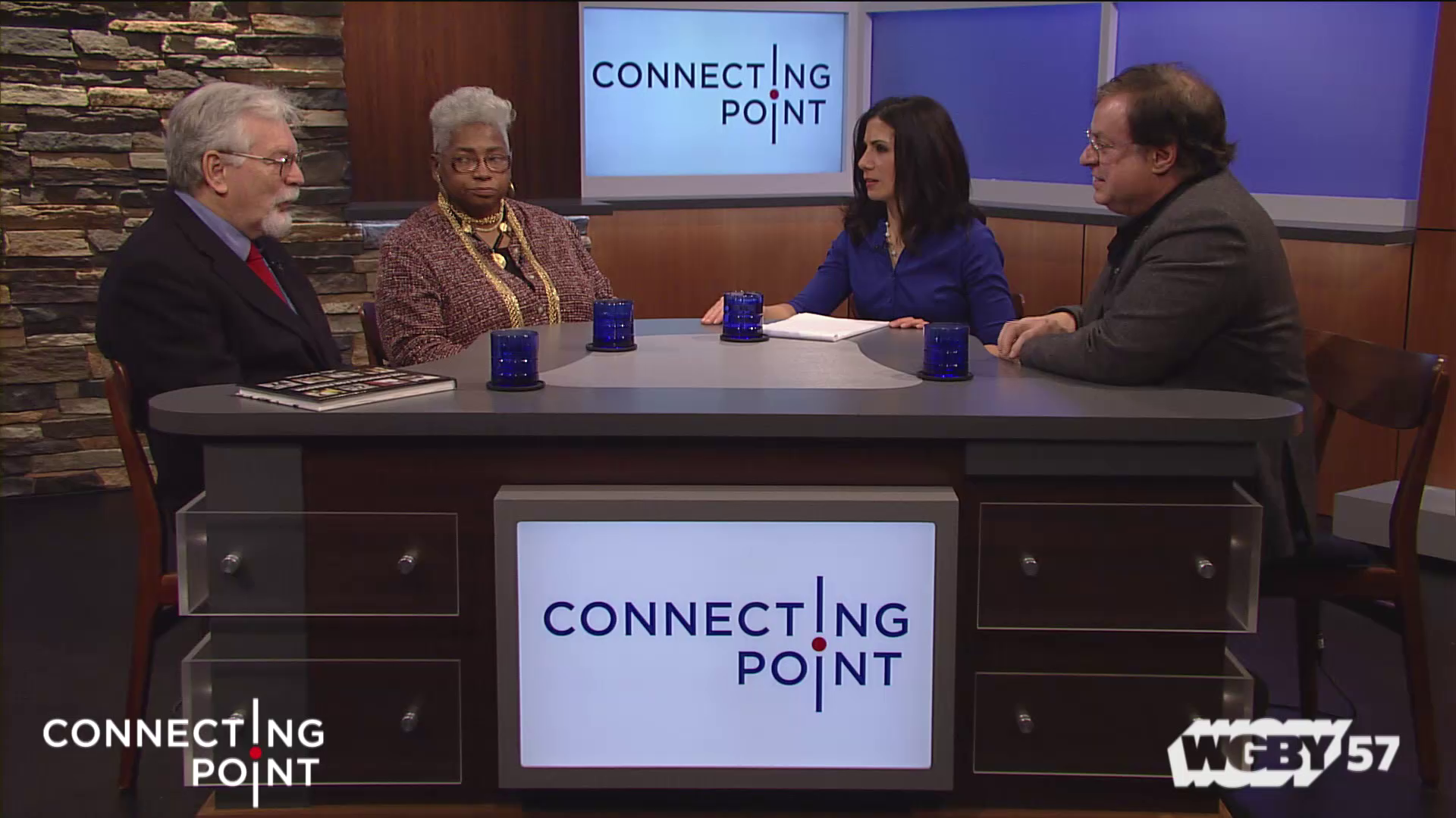 Connecting Point looks at the crucial role Springfield, Massachusetts and surrounding towns played in the Underground Railroad. Before the Thirteenth Amendment outlawed slavery, the Underground Railroad helped Southern slaves escape to the Northern United States.